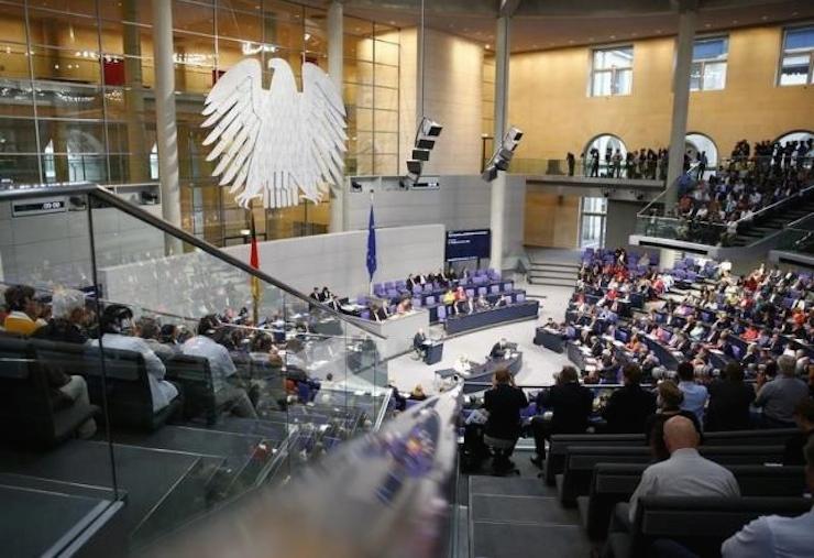 Almanya da 'Ermeni soykırımı'nı tanıdı