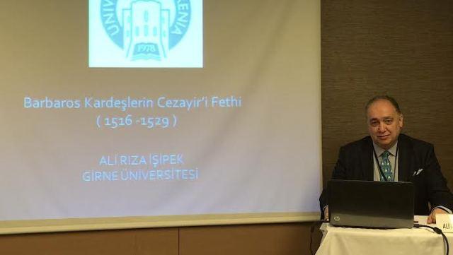 Girne Üniversitesi KKTC'yi temsil etti!