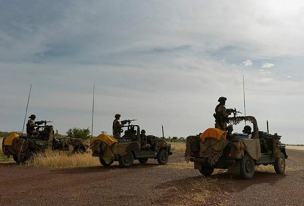 Hollanda Mali'ye asker gönderecek
