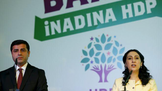 İki HDP milletvekili ifadeye çağırıldı