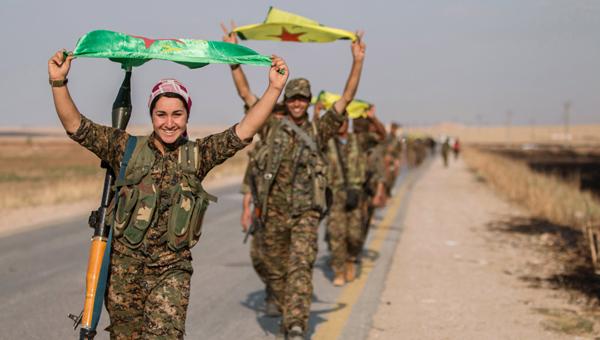 ABD'nin terör raporunda PYD/YPG yok