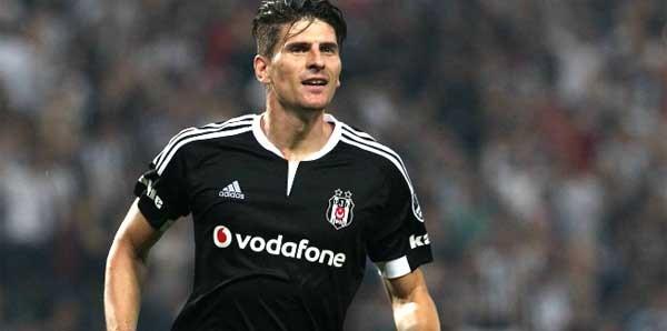 Mario Gomez, Beşiktaş'a yıldız transfer istiyor!