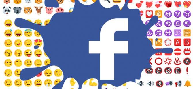 Facebook emojilerini yeniledi