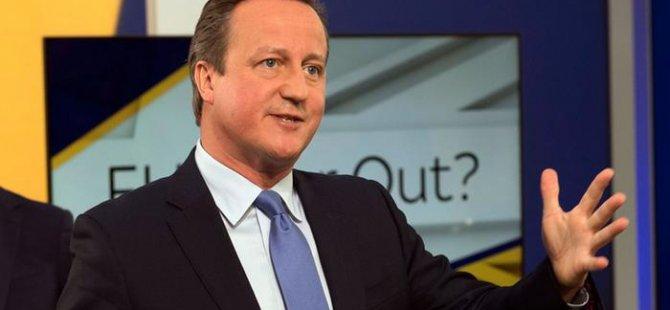 Cameron: Türkiye on yıllarca üye olamaz