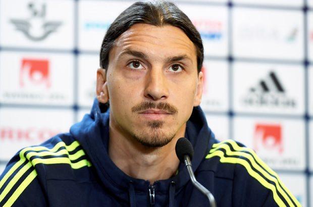 Manchester United, Zlatan Ibrahimovic ile anlaştı