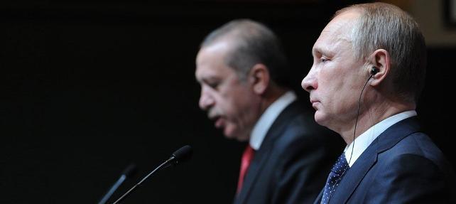 Putin'i istifaya çağıran Erdoğan'dan tarihi çark