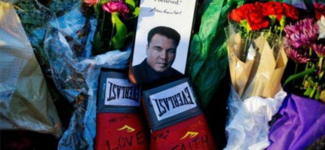 Muhammed Ali'den yeni haber...