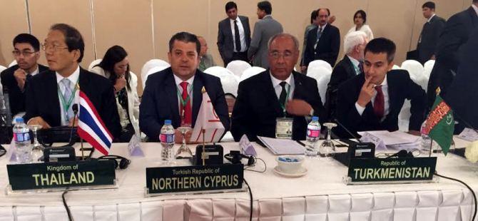Dürüst'ün KKTC için yeni ümidi; 'İslam İşbirliği Teşkilatı'