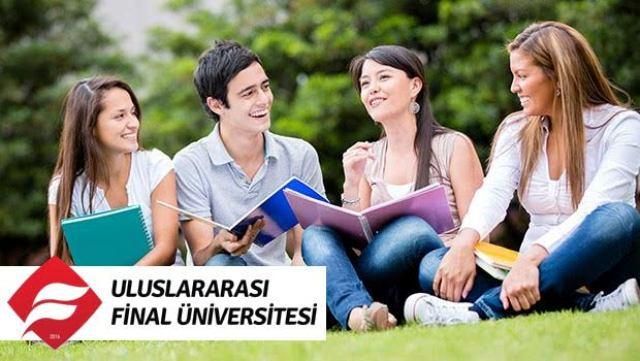 Uluslararası Final Üniversitesi Giriş Sınavları yapılıyor