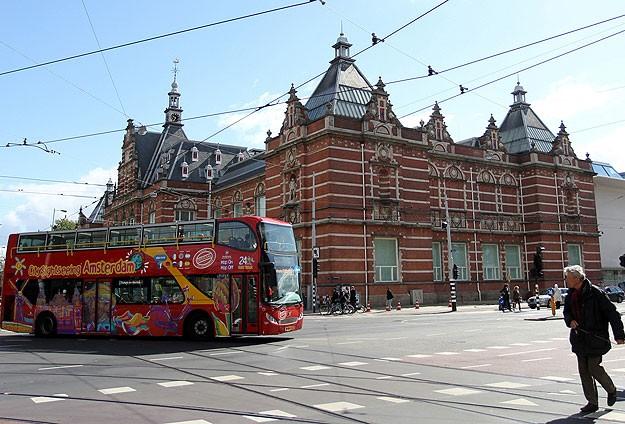 Amsterdam'da alkol yasağı