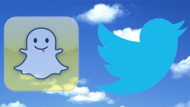 Snapchat Twitter'ı geride bıraktı!