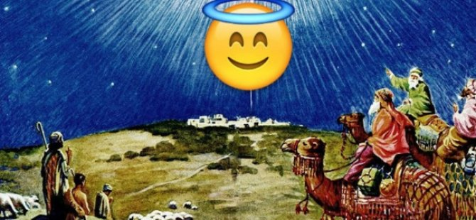 Emojili İncil satışa sunuldu