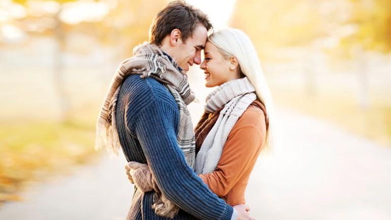 'Sevdiğin birine sarılmak ruh halini düzeltiyor'