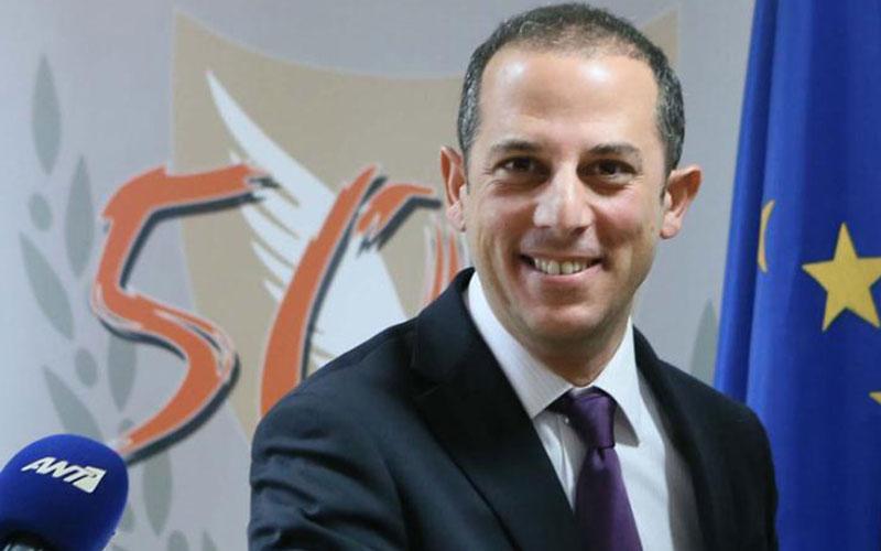 Dimitriadis AB-Türkiye havacılığı üzerine açıklamalarda bulundu