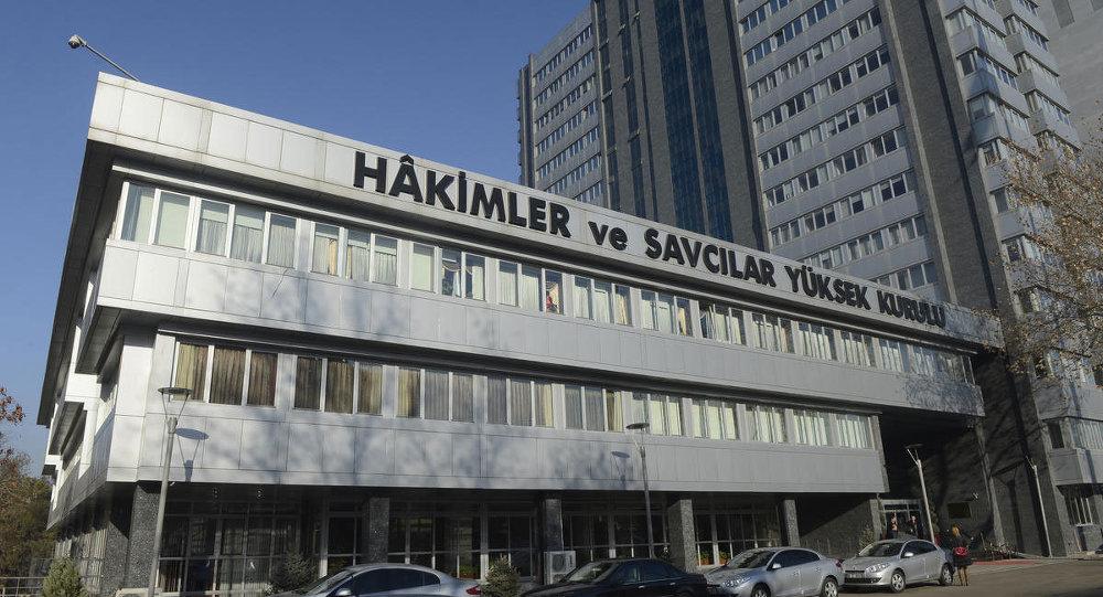 Türkiye'de yüzlerce hakim ve savcının görev yeri değişti