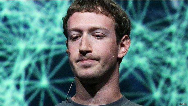 Zuckerberg hacklandı!