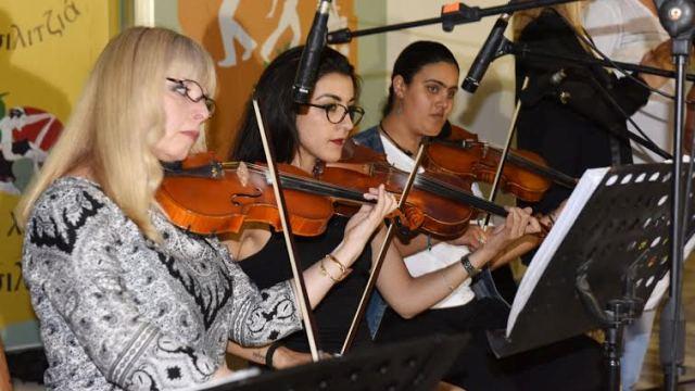 TUFAD – Vasilica Larnaka'yı şarkılarımızla çınlattı