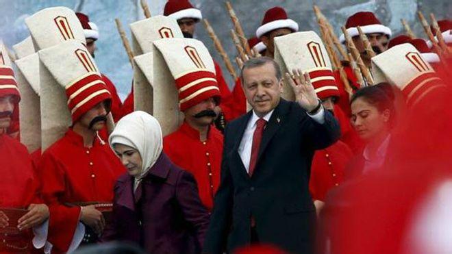 """""""Türkiye'nin yeni Gezi'lere, yeni paralellere değil, kalkınmaya ihtiyacı var"""""""