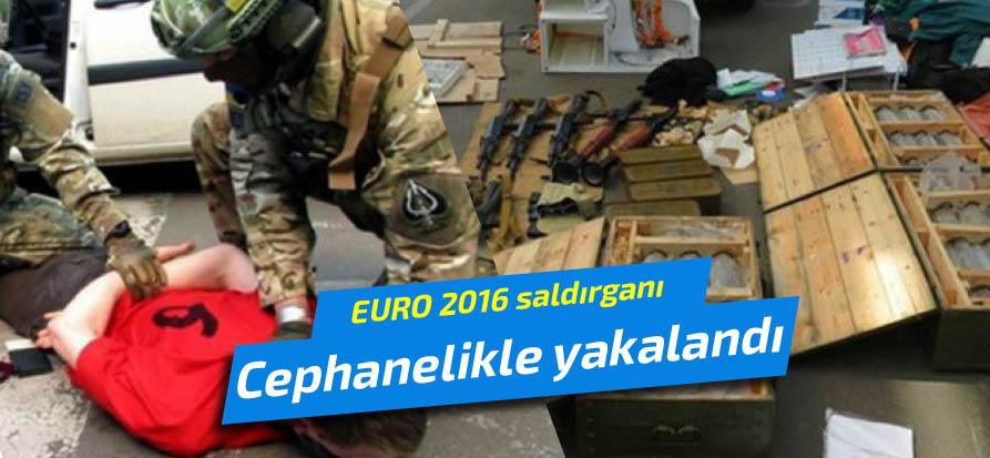 Ukrayna polisi: Euro 2016'ya saldırı planlayan bir Fransız yakaladık
