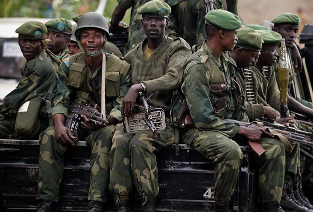 Demokratik Kongo'da direniş son buldu