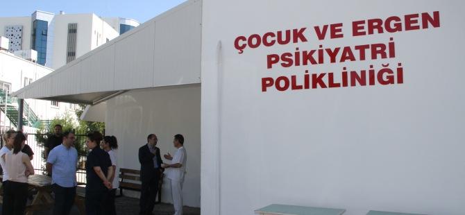 Lefkoşa Devlet Hastanesi'nde yeni klinik!