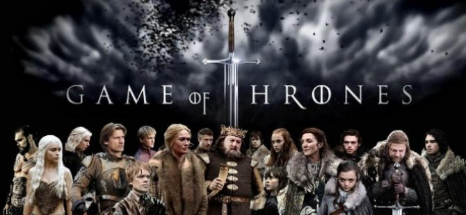 Game of Thrones kaldırıldı!