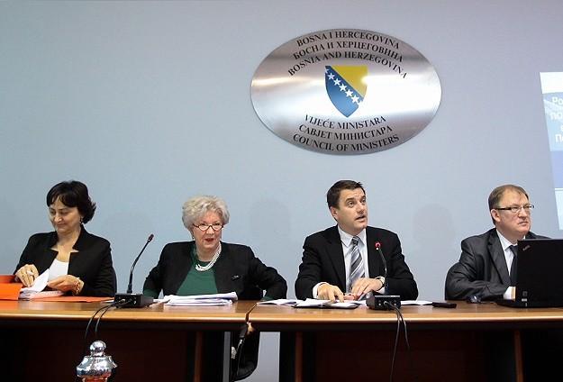 Bosna'da nüfus sayımında ilk sonuç