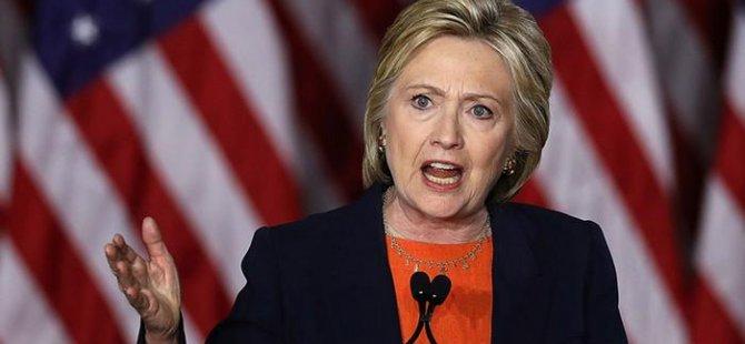 Clinton son dönemeci dönüyor