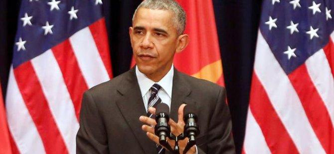 Obama son Avrupa yolculuğuna çıkıyor