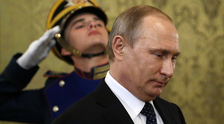 Medyada Türkiye'yi aratmayan Putin: Hükümetler basına müdahale etmemeli