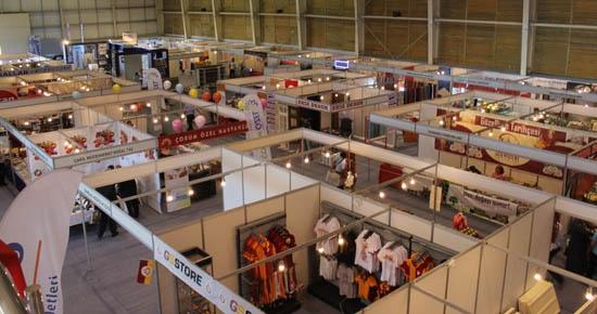 KKTC'den 112, TC'den 30 firmanın katılacağı 'Uluslararası' Fuar başlıyor