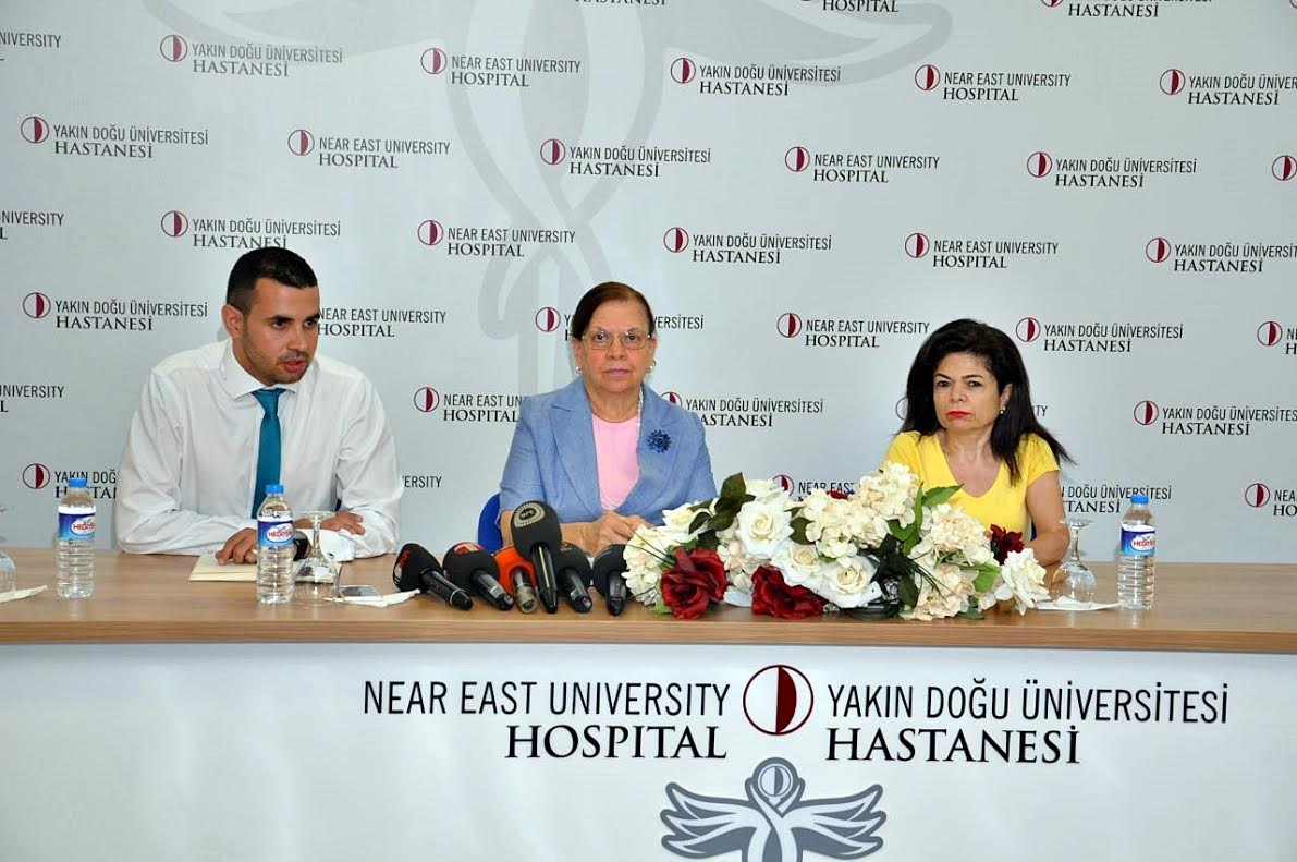 YDÜ Hastanesi İle Thalassaemia Derneği işbirliğiyle kan bağışı kampanyası