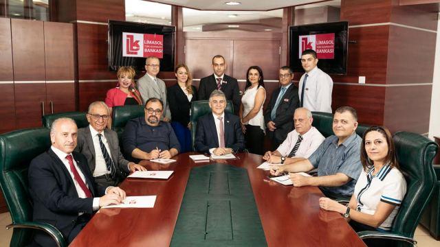Limasol Bankası 77. kuruluş yıl dönümünü kutluyor