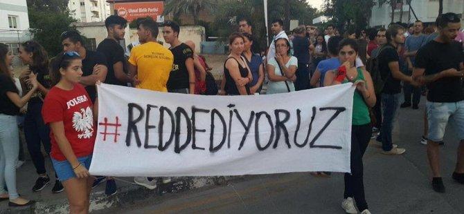 Gençler Koordinasyon Ofisine karşı yine sokaklara döküldü