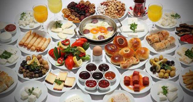 Ramazanda Beslenme şeklinize dikkat