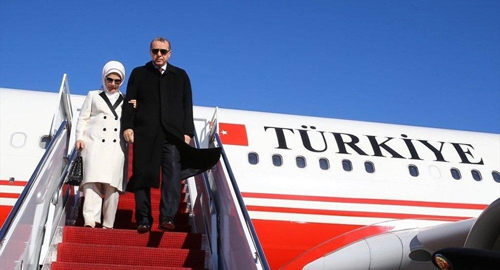 Erdoğan ABD ziyaretini yarıda kesti, geri dönüyor