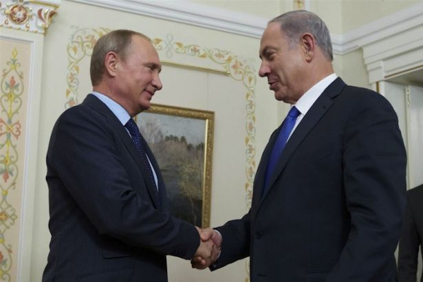 Netanyahu Putin'den taviz istedi