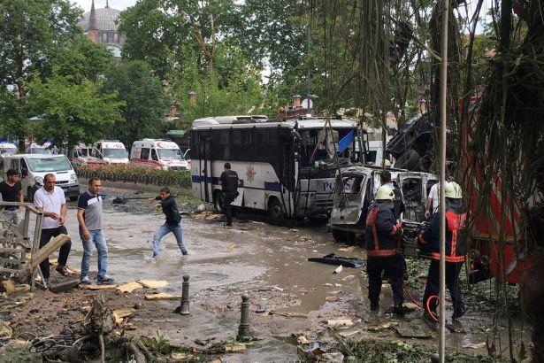 İstanbul Vezneciler saldırısı üstlenildi