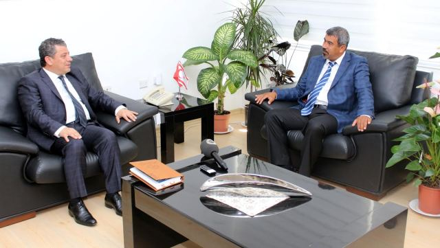 """""""YDÜ, sadece KKTC için değil, Türk Dünyası için de çok önemlidir"""""""