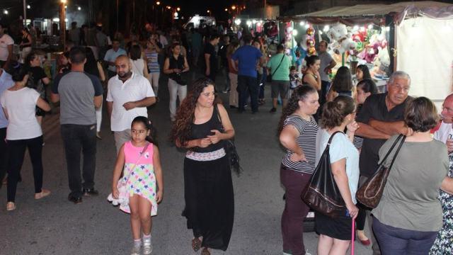 Mağusa Suriçi Panayırı ve Deniz Festivali başladı