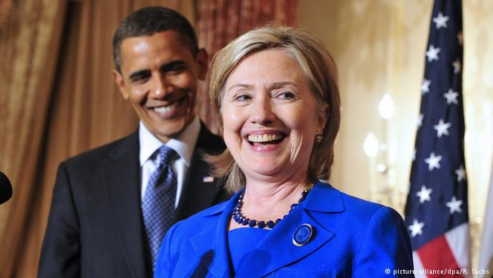 Obama'dan Clinton'a tam destek