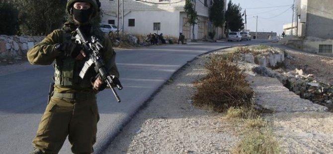 Batı Şeria ve Gazze'ye abluka