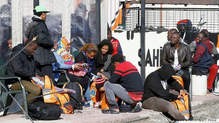 Akdeniz üzerinden 300 bin sığınmacı bekleniyor