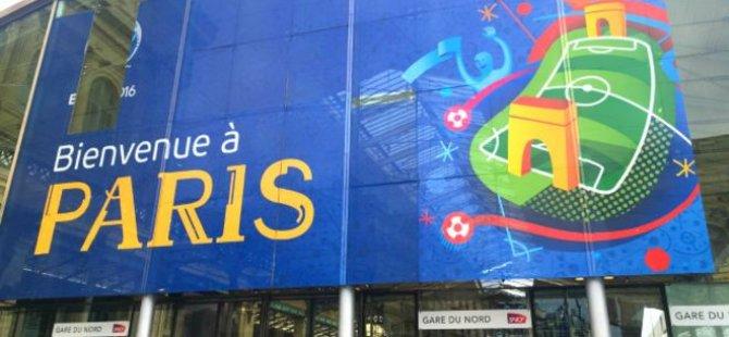 Euro 2016 olağanüstü hâl altında başlıyor