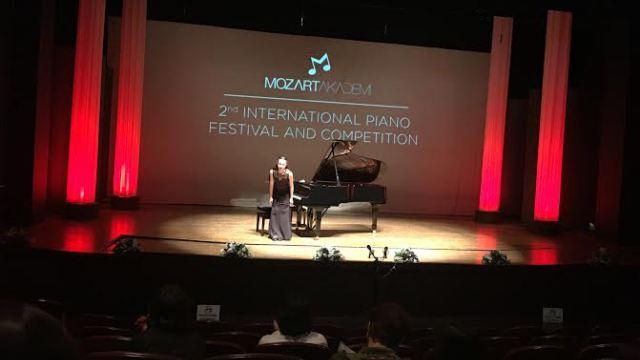 Genç Piyanistlerin Mozart Akademi başarısı
