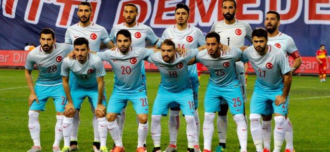 Türkiye – Hırvatistan maçı yüksek riskli bulundu