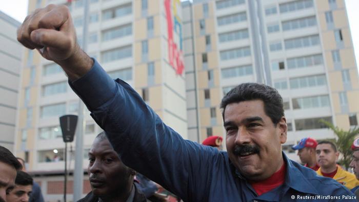 Maduro: Referandum seneye olur