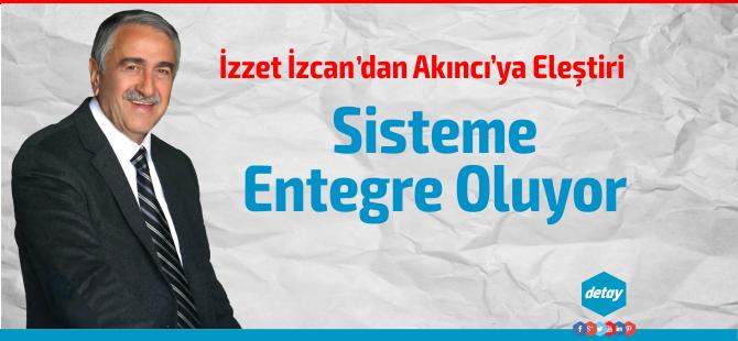 BKP Genel Başkanı İzcan'dan Akıncı'ya Eleştiri