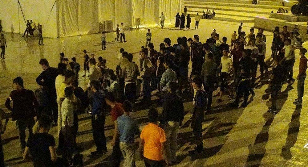 Şanlıurfa'da Suriyelilerle mahalleli arasında kavga