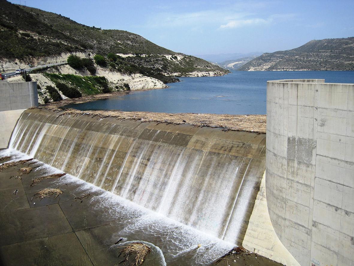 KC'de barajlara su akışı düşük